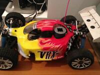 Nitro rc car vrx 2 pro version