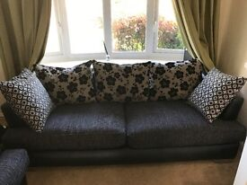 Dfs sofa 3 years old