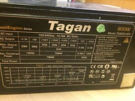 800W PC Power supply TAGAN TG800-U25 cheap