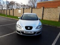 2007 Seat Leon, Recently Serviced & Driving Perfectly - Cat N