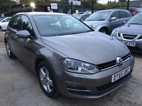 Volkswagen Golf 1.6 TDI BlueMotion Tech Match Edition 5dr (start/stop) FREE 1 YEAR WARRANTY