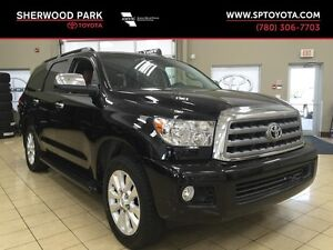 2014 Toyota Sequoia 4WD Platinum-CLEARANCE!!