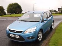 FORD FOCUS 1.6TDCI 2009 ECONETIC,ALLOYS,AIR CON,��30 ROAD TAX,FULL FORD HISTORY