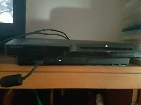 Ps3 with 14 games