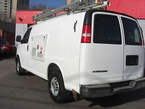 2009 Chevrolet Express 3500 With Generator London Ontario image 2