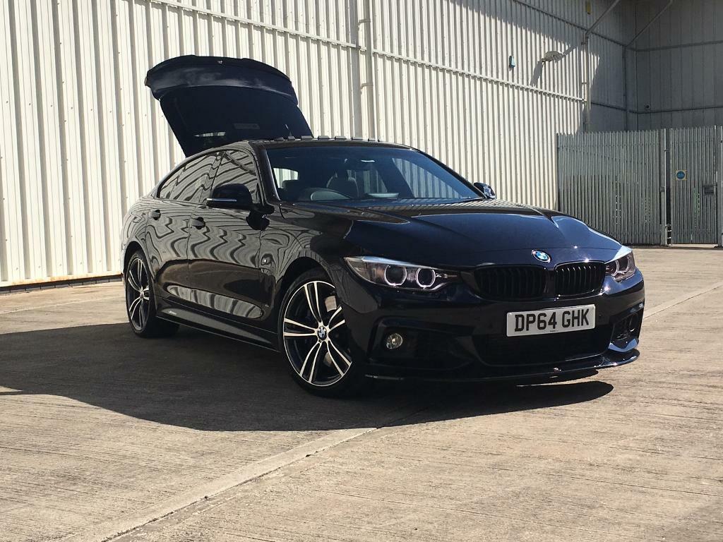 ** MUST SEE** BMW 435D TWIN TURBO GRAN COUPE M SPORT X DRIVE SUNROOF  /M4/M3/M5/M135I/MODIFIED/ | in Blackburn, Lancashire | Gumtree