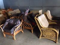 Selection of Wicker Furniture