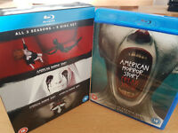 American Horror Story Seasons 1 - 4 Blu Ray