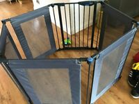 Lindam Play Pen - Mint Condition - £40
