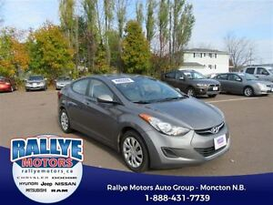2012 Hyundai Elantra GL! Heated! ONLY 75K! Trade-In! Save!