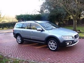 Volvo XC 70 2.4 D5 SE G/T LUX 220Bhp awd 16year model automatic estate car