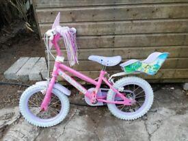 """Princess bike 14"""""""