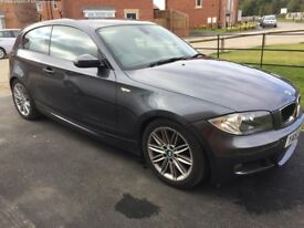 BMW 1 Series 2.0 120d M Sport 3dr - 12 Month's MOT Included