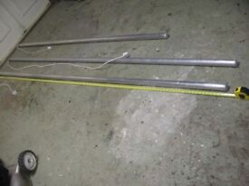 Long tube heaters 10 ft. and 8 ft.