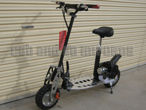 49cc PETROL GAS SCOOTER ADULT FOLDING ELECTRIC THE ONLY 3 SPEED IN AUSTRALIA!!