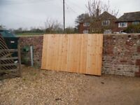 10 x 8 wooden potting shed