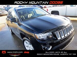 2015 Jeep Compass HIGH ALTITUDE * LEATHER * TOUCH SCREEN * BACK