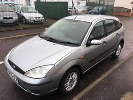 2005 Ford FOCUS 1.6 lx, immaculate condition