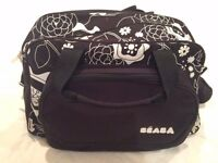 Beaba black changing bag