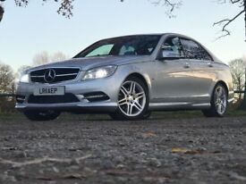 MERCEDES C250CDI SPORT WITH NAVIGATION