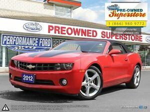 2012 Chevrolet Camaro 1LT ***SUMMER IS HERE!!!***