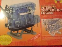 Haynes - build your own internal combustion engine