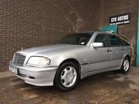 2001 MERCEDES C180 CLASSIC ESTATE *AUTOMATIC*