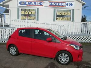 2015 Toyota Yaris LE!! AUTO!! CRUISE!! POWER PACKAGE!!