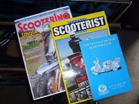 scootering, scooterist and vmsc magazines