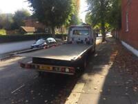 Tilt & slide recovery truck lez compliant