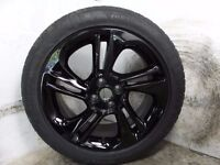 2014 VAUXHALL CORSA D 17 inch alloy Wheel with 215/45/17 continental tyre
