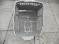 FLYMO HOVER GRASS COLLECTOR----USED