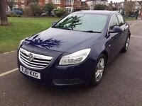 2011 Vauxhall Insignia 2.0 CDTi 16v Exclusiv 5dr Automatic 3 Months Warranty Included @07445775115@