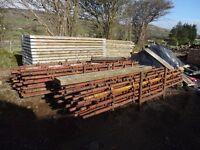 Scaffolding & Scaffolding planks £4200 ono