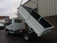 3.5 ton Iveco Daily Tipper £10,475 + Vat . 12 months MOT.