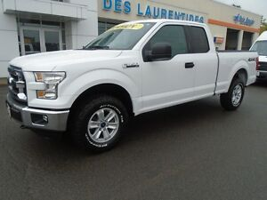 2015 Ford F-150 XLT ECOBOOST 4X4 *1.9%
