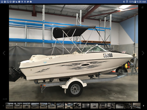 2009 sea ray 175sp bow rider Tapping Wanneroo Area Preview