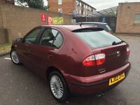 SEAT LEON CUPRA 2002 REMAPPED FULL SERVICE HISTORY IMMACULATE IN&OUT DRIVES
