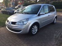 Renault Scenic 1.5 dCi Dynamique Manual 5dr Diesel MPV Silver