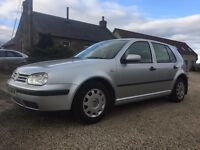 2000 VOLKSWAGEN GOLF S MOT 3/2018 DELIVERY ANYWHERE IN UK PART EX WELCOME