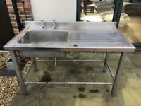 Professional Catering Sink