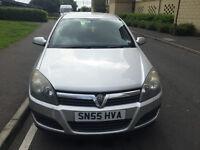 Vauxhall Astra 1.7 CDRI 100 Estate, silver, 5 doors, Diesel, manual