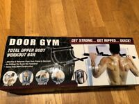 Brand new Never used in Box PULL UP BAR