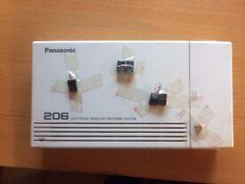 Panasonic KX-T206E Telephone Exchange System