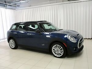 2017 MINI Cooper Clubman S ALL4 AWD w/ HEATED SEATS & DUAL MOONR