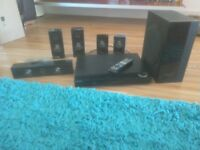 Samsung Blu Ray Disc Home Cinema System