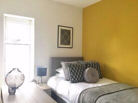 Beautiful room, newly refubrished house, Victoria Street