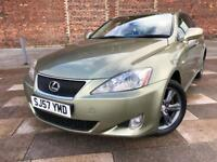 2007 LEXUS IS 220 DIESEL / ALLOYS / ELECTRIC WINDOWS / CD / SEPT MOT .