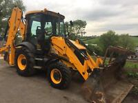 2010 JCB 3CX Torquelock low hours