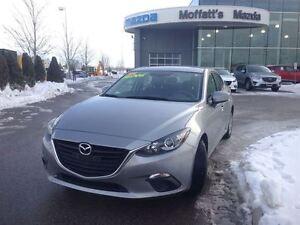 2015 Mazda MAZDA3 GX - AUTO, AIR, BLUETOOTH